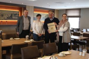 4 Sterne für das Relax Hotel Restaurant Pip-Margraff
