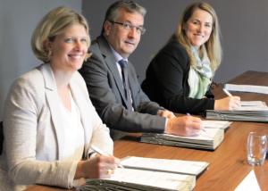 Wirtschaftsförderung - Wallonische Region und Deutschsprachige Gemeinschaft geben ihrer Zusammenarbeit eine neue Dynamik