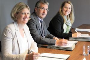 Wirtschaftsförderung - verbesserte Zusammenarbeit mit Wallonischer Region