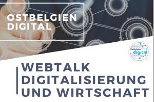 Digitale Strategie in Ostbelgien